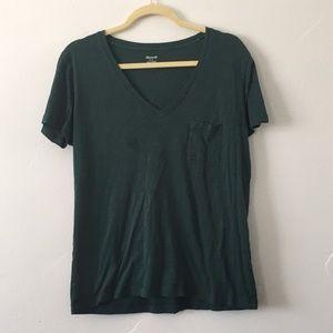 Madewell Tops - ‼️BUNDLE ME‼️ Madewell V-Neck T Shirt